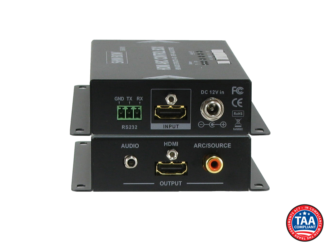 SB-5610: HDMI Audio Extractor/ARC/SPDIF/Analog Stereo Control Box