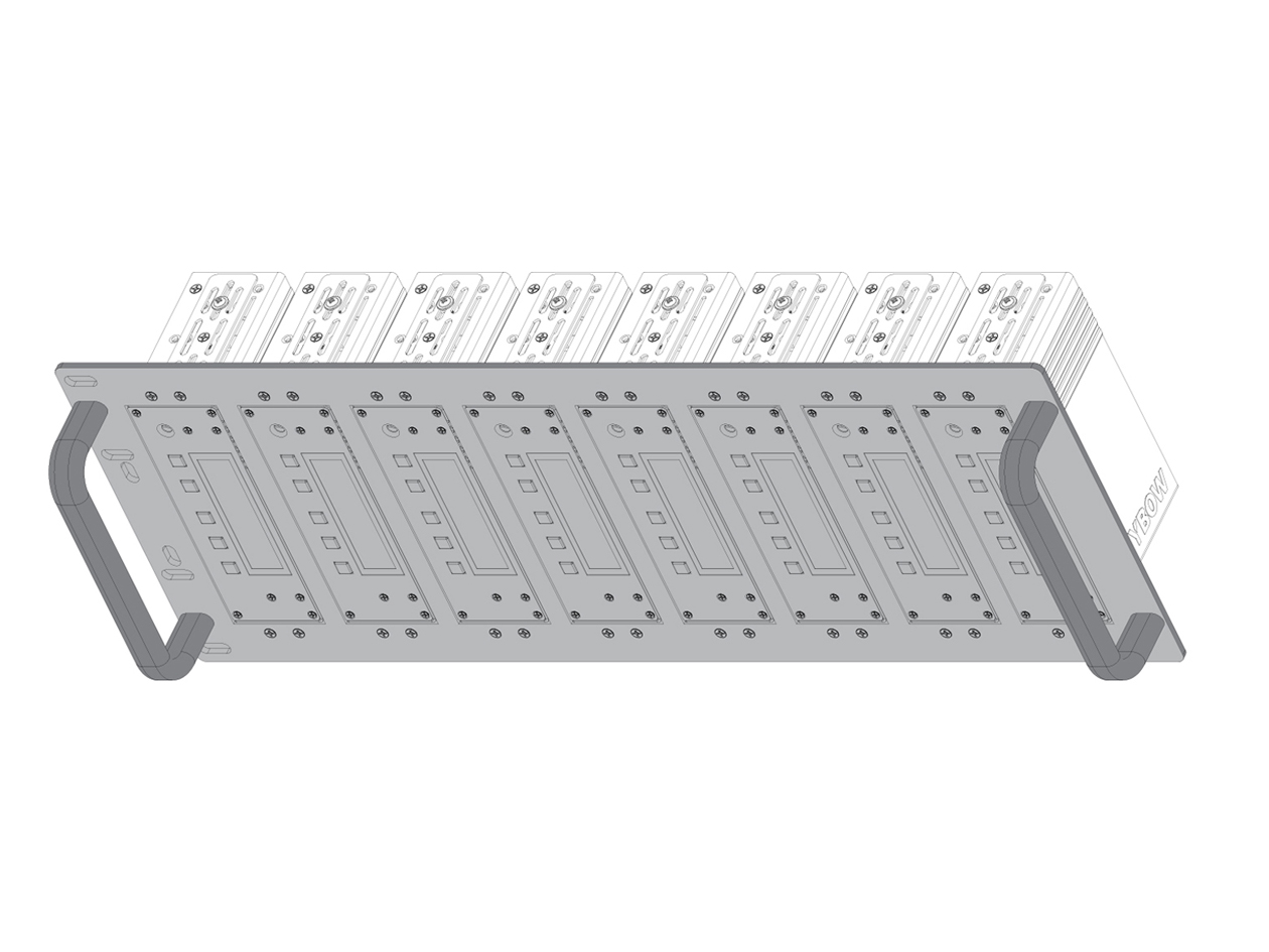 SB-6074: Rackmount Bracket for SB-6700 - 4RU